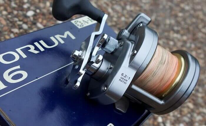 Shimano Torium SW Saltwater stardrag mulitplier reel