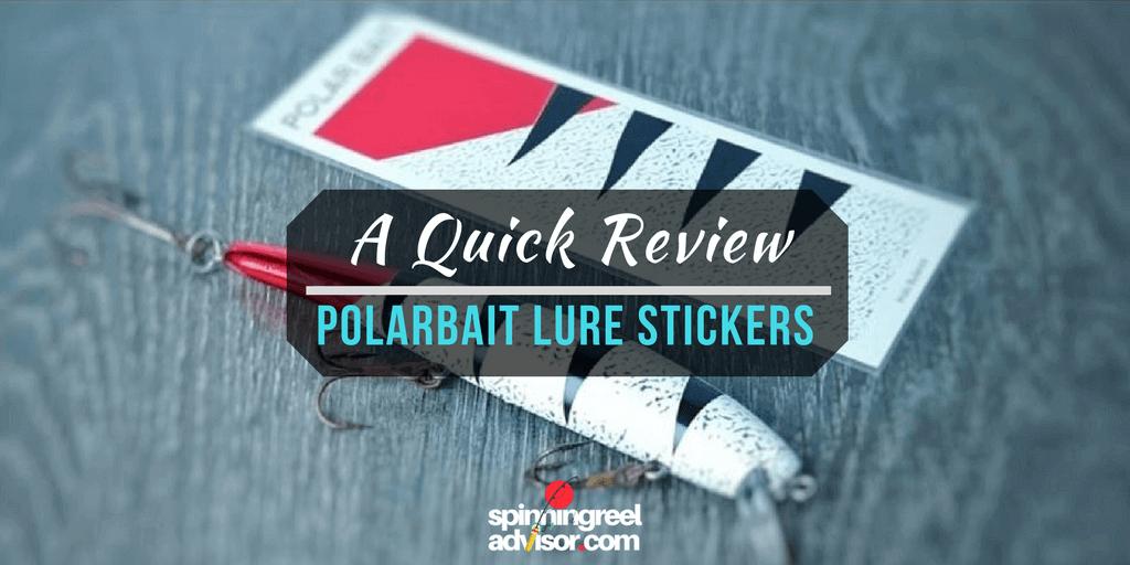 Polarbair Lure Stickers