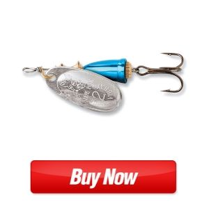 Blue Fox Classic Vibrax Plated Oz Fishing Lures