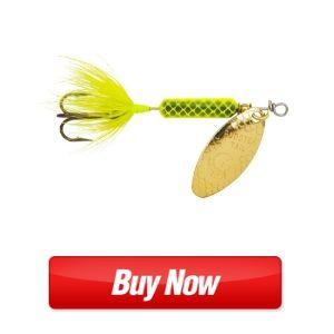 akima Bait Wordens Original Rooster Tail Spinner Lure