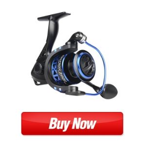 KastKing Summer and Centron Spinning Reels
