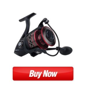 Penn Fierce II and Fierce III Spinning Reel